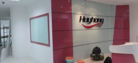 Thiết kế văn phòng Huy Hồng