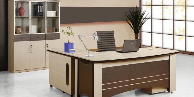 Không gian văn phòng sang trọng nhờ yếu tố nào?