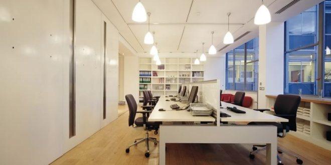 Thiết kế nội thất văn phòng diện tích hẹp