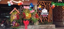 Thiết kế thi công nhà hàng Gosu BBQ Tân Phú