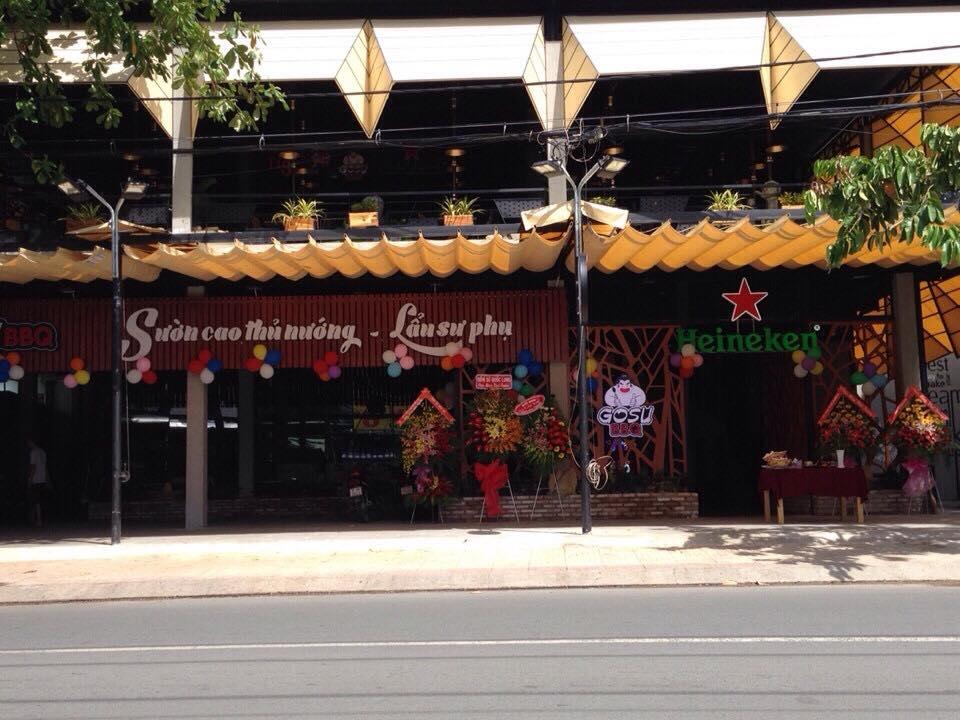 Nhà hàng Gosu BBQ 9